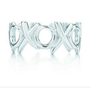 Paloma Picasso Tiffany & Co. XOXO Ring